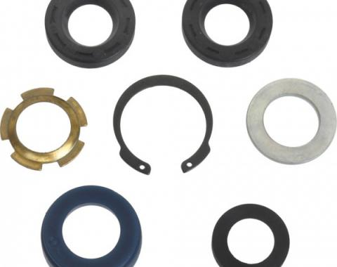 Power Cylinder Rod End Seal Kit - 7 Pieces