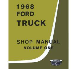 1968 Truck Shop Manual, Three Volume Set