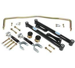 El Camino Trailing Arm Kit, Rear, Tubular, 1964-1967