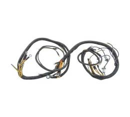 Cowl Dash Wiring Harness - Late 1940 Mercury With 2 Dash Lights