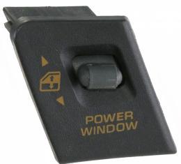 Corvette Passenger Window Switch, 1990-1993
