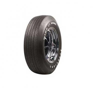 Chevelle Tire, Firestone Wide Oval, F70X15, White Letters, All Years