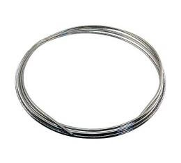 Brake Line - Stainless Steel - 1/4 Tubing - 20 Foot Roll - Ford