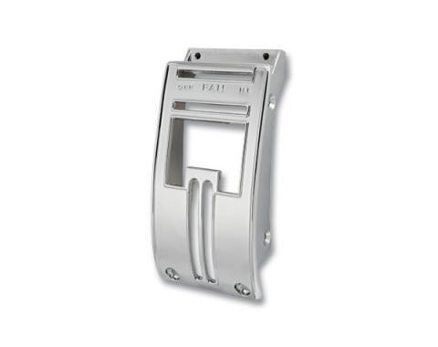 Heater Control Bezel 1955-1959
