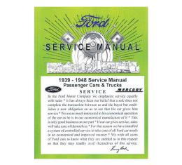Service Manual - 475 Pages - Ford & Mercury