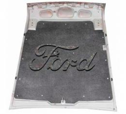 Ford Passenger Car Hood Cover and Insulation Kit, AcoustiHOOD, 1960-1962