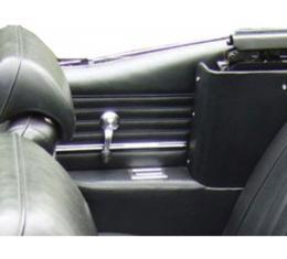PUI 1968 Chevrolet Chevelle Platinum Edition Preassembled Rear Door Panels, Convertible 68CHPDOV