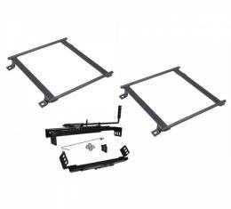 Procar Seat Kit, Dlx Cpe & Conv, W/Rear Armrests, 67-69