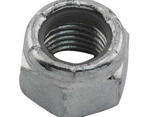 "Locknut, 7/16""-20, Front Engine Mounts, 1964-1966 Mustang w/ 170, 200, 260, 289, or 289 HiPo engines"
