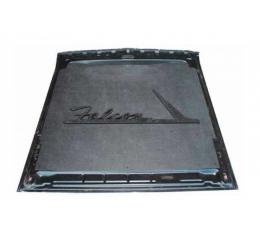 Falcon and 1966 Ranchero Hood Cover and Insulation Kit, AcoustiHOOD, 1966-1970