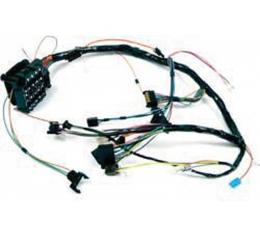 Firebird Classic Update Wiring Harness, With Rally Gauges &Rear Window Defroster, 1977