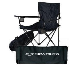 Chevy Truck Folding Arm Chair