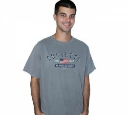 Men's Legend T-Shirt, Heather Gray