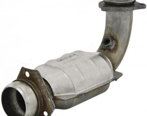 Flowmaster Catalytic Converter, Left Side/Drivers Side Stainless| 2010012 Corvette 1992-1996