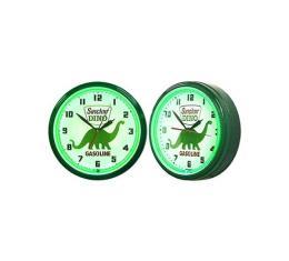 Sinclair Dino Gasoline 20'' Neon Clock