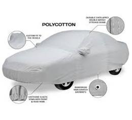 Car Cover, With Logo, Custom Order, Poly Cotton