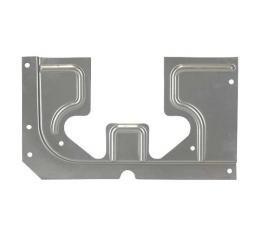 Cover Plate - Around Column, Clutch & Brake - Steel - Ford Passenger