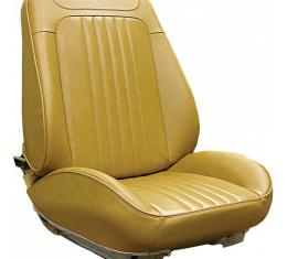 Legendary El Camino Sport Seats, Rallye, Covers & Foam, Show Correct, 1972