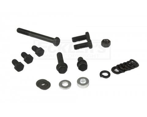El Camino Power Steering Related Bolts Power Steering Pump 396, 20 Pieces, 1969