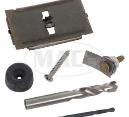Rocker Moulding Clip Set - Ford