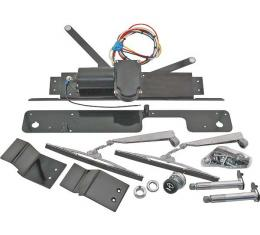 Model A Ford Electric Windshield Wiper System - 12 Volt - Coupe