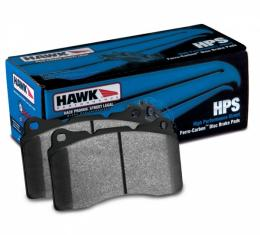 Hawk Brake Pads, Front, HPS  HB649F.605 Corvette Z06 2015-2017