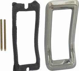 Ford Mustang Tail Light Bezel Set - 12 Pieces