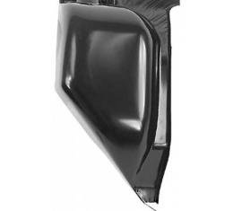 Chevy Truck Cowl Panel, Left, Outer, 1955-1959