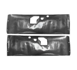 Ford Mustang Door Trim Panel Water Shields - 2 Pieces - Fastback