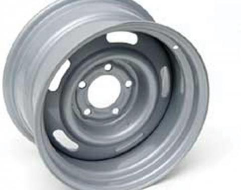 Camaro Rally Wheel, 15 x 8, With 4-1/2 Backspacing