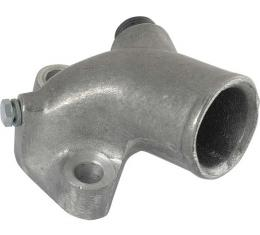 Radiator Side Water Inlet - Cast Aluminum - Model B - Ford