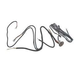 Headlight & Tail Light Wire Harness - For Vehicles Without Cowl Lamps - Use With Foot Control Starters - Ford Pickup Truck