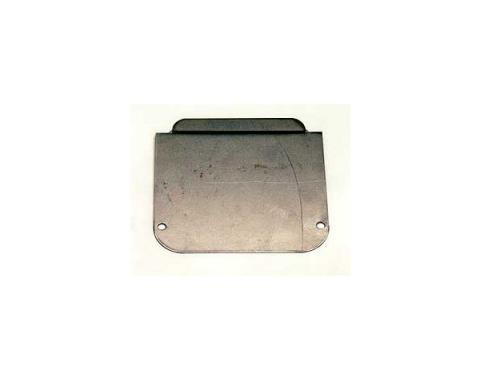 Corvette Door Access Plate, Small, 1956-1962