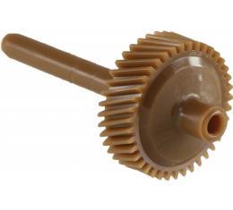 Nova Speedometer Gear, Brown, 39 Teeth, 1969-1977