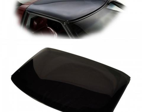 Corvette Roof Panel, Show Quality, Blue Tint Acrylic,1986Late-1988