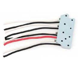 Chevy Power Window Switch Pigtail, 4-Button, 1955-1957