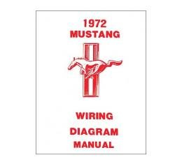 Mustang Wiring Diagram - 8 Pages - 7 Illustrations