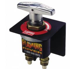 """Chevy """"The Big Switch""""  Battery Kill Switch by Flaming River"""
