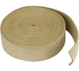 Model A Ford Gas Tank Anti Squeak - Woven Treated Fabric - 9-3/4 Foot Roll