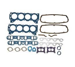 Cylinder Head Set - 221 V8