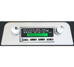 "Ken Harrison In-Dash Stereo System, 200W, 61-63 Thunderbird""Bullet Bird"""