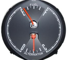 Ford Mustang Fuel & Temperature Gauge Assembly