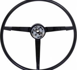 Ford Mustang Steering Wheel - 3 Spoke - Black