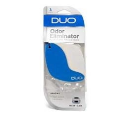 Duo 2-in-1 Auto Air Fresheners Hanging 3 Pack