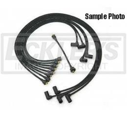 Nova Spark Plug Wire Set, Built In 1st Quarter Of 1963, L6 All With Air, 1963