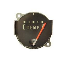 F-100 Truck Temperature Gauge, New OE Style, 1956
