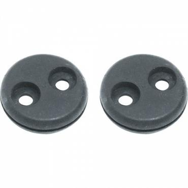 Headlight and Parking Light Wire Grommet 1956-1957