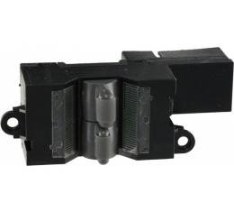 Corvette Power Window Switch, Left, 1992-1996