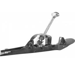 Chevelle Shifter Assembly, With Handle, 4-Speed Automatic, 1966-1967