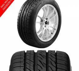 Nitto Motivo Tire, 245/50ZR17